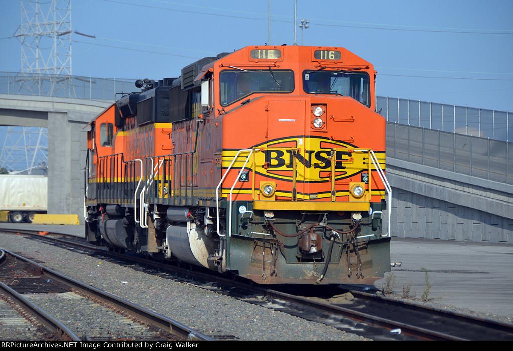 BNSF 116
