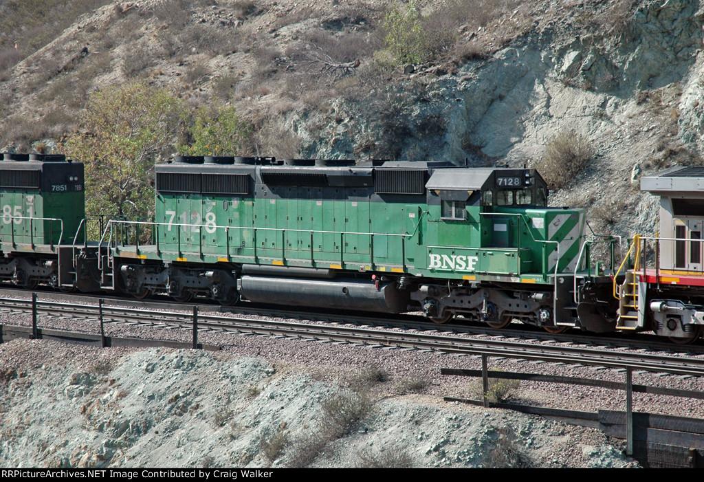 BNSF 7128
