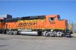 BNSF 130 at Wilmington CA