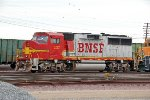 BNSF 137 - Calwa Yard, Fresno, CA - 3/13/11