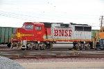 BNSF 137 - Calwa Yard, Fresno, CA - 3/13/11