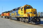 BNSF 159 at Wilmington CA