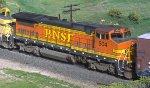 BNSF 504