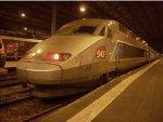 SNCF TGV 336 TOURS, FRANCE