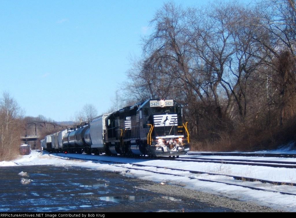 NS 3421 & 3445