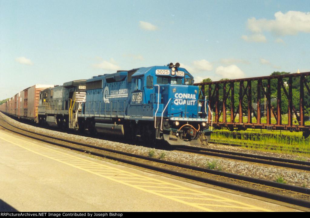 Conrail 3025
