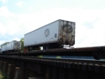 Ice Cold Express (ICEZ) Trailers w/BNSF logo