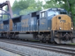 CSX 4774 & CSX 4783 work back-to-back WB with a COFC Train
