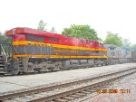 KCS Southern Bell on UP CBTOV coal drag