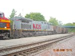 Grey KCS on UP CBTOV coal drag