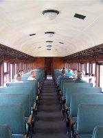 NHIR 1505 interior
