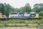 CSX SD40-2 8202