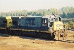 CSX B30-7 5535