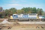 CSX SD40-2 8441