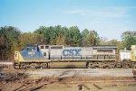 CSX C40-9W 9012