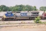 CSX C40-9W 9038
