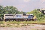 CSX SD50 8596