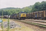 CSX AC44CW 601