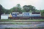 CSX SD50 8544