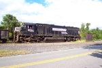 NS 6584 works at Abrams Yard. 9/27/2003