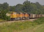 BNSF 9901 (NS #733)