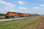 BNSF 5921 (NS #733 reroute)