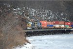 Colorful intermodal