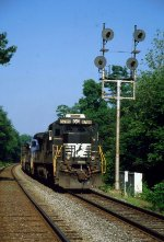 12R passing the P383/P381 Signals