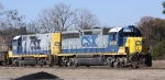 CSX 6410 & 2310 are power on train F010