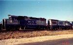 CSX 2603 & 1930