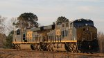 CSX 768 & 979 lead F450-22 to rescue Q471