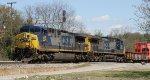 CSX 549 & 103 lead train Q478-24