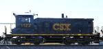 CSX 1122 works on Y129