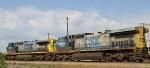 CSX 7379 & 9036 lead train Q491-09 southbound