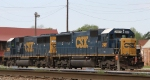 CSX 2491 & 2475 are on train X097-09