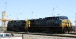 CSX 9 & 526 sit at the fuel racks