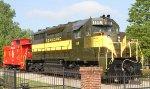 SAL 1114 has been recently repainted