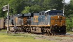 CSX 798 leads train U355-24
