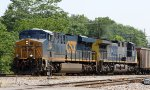 CSX 790 leads train N425-14 southbound
