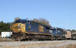 CSX 564 leads train Q478-11