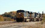 CSX 836 leads train T320-03