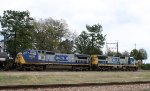CSX 7809 & 7500