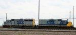 CSX 2276 & 6481