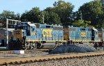 CSX 6097, 2519, and 6391 lead train Y101-26