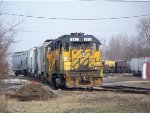 Great Lakes Central GP-35 #393
