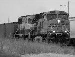 BNSF 6170 on the loaded GRDA Coal