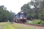 CEFX 3175 (W076) ballast train