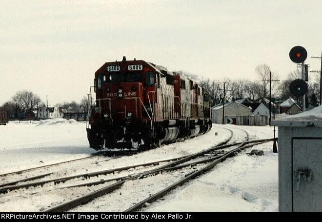 All Soo Line Train