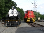 Portrait of two vintage ALCO's recall the MCC days of the 1960's