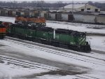 BNSF 8019